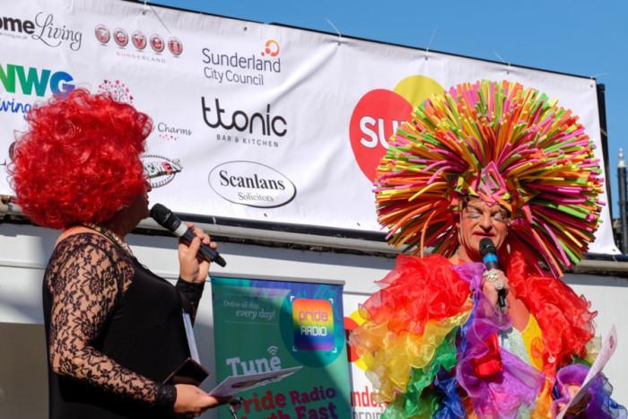 Sunderland Pride 2015