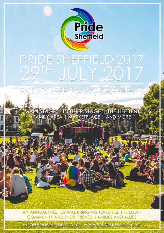Sheffield Pride 2017